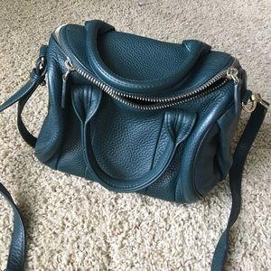 Alexander Wang Dumbo Pebbled Leather Rockie Bag