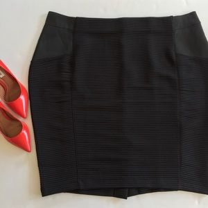 NWT 3X Fitted Pencil Skirt