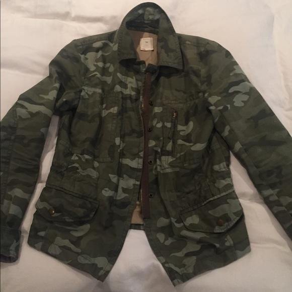 048ba921317d4 GAP Jackets & Coats | Camo Utility Jacket | Poshmark