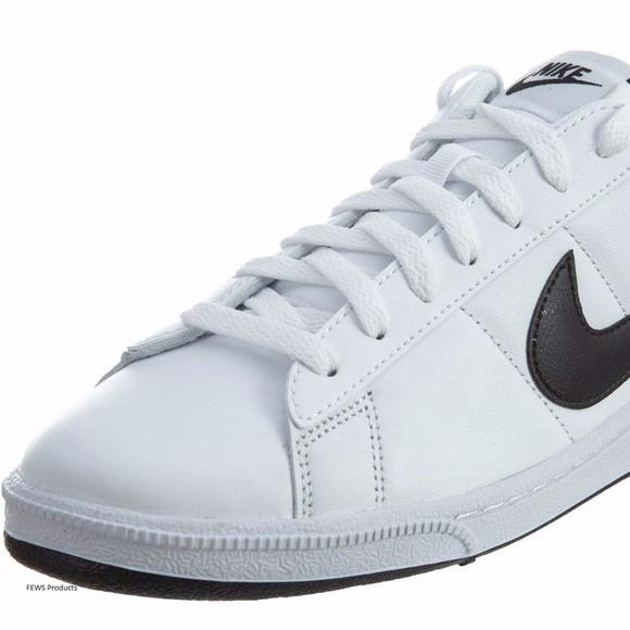Artes literarias Manuscrito En la mayoría de los casos  Nike Shoes   Nike Mens Tennis Classic Whiteblack   Poshmark