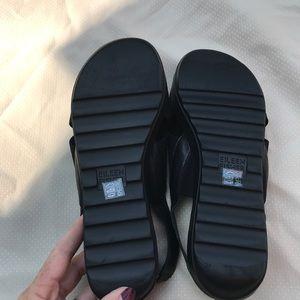 b91140a9188 Eileen Fisher Shoes - Eileen Fisher 8.5 Trek Mesh Slingback sandal black