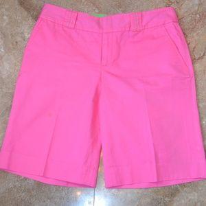 Lilly Pulitzer Bermuda Callahan Pink short