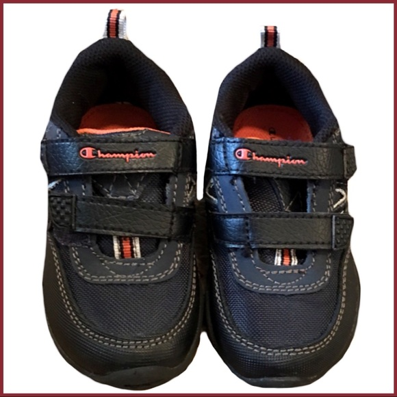 edc8e65fd9f203 Champion Other - Champion Toddler Size 7 Velcro Sneakers