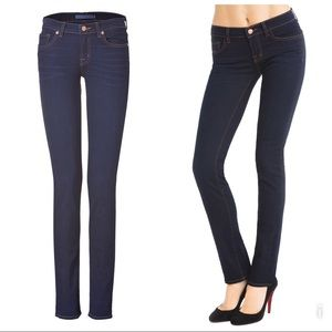 J Brand pencil leg jeans in ignite wash -30