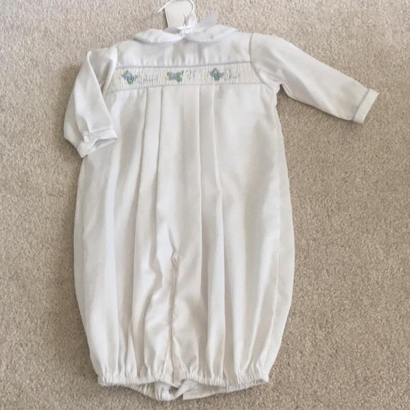 Smocked Newborn Gown | Poshmark