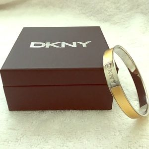 *authentic* Never been worn DKNY bangle