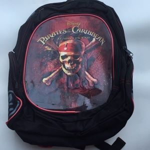 Pirates of the Carbbean backpack