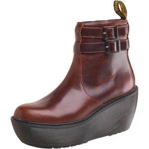 Dr. Martens Caitlin 2 Strap Boot