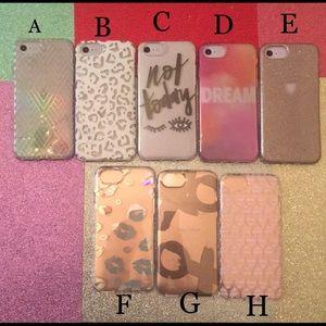 Accessories - Iphone 7/6/6s incipio sweetheart designs case
