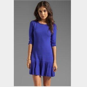 NWT! Shoshanna Merino Wool Sweater Dress in Sz P