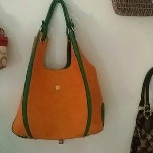 Handbags - Lemon lime purse