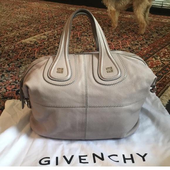Givenchy Handbags - Givenchy Medium Lavender Grey Nightingale bag 35eb9c6e7a595