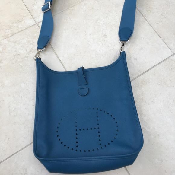 f52de838b7a4 Hermes Handbags - Hermes Evelyne III 29 Bag