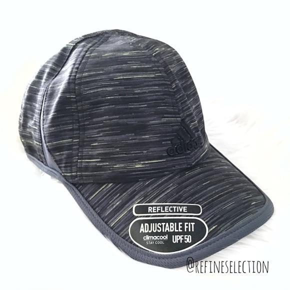 e1366b7229065 Adidas Adizero Climacool Space Dye Hat Cap