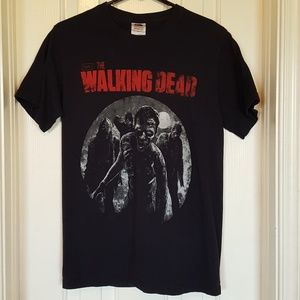 Mens The Walking Dead tee