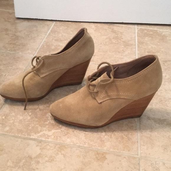 46cdb85fb056 Jack Rogers Shoes - Jack Rodgers Booties women Olivia wedge