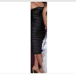 White House black market little black dress. 4