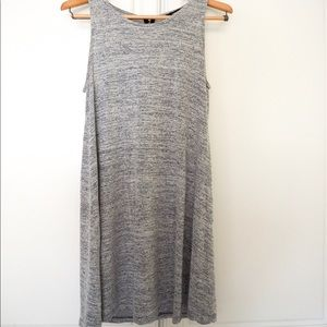 Forever 21 Grey Midi Dress