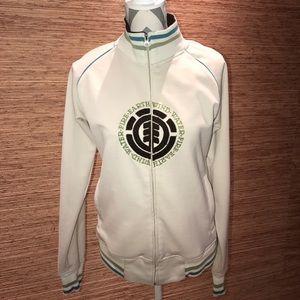 Element zip up jacket