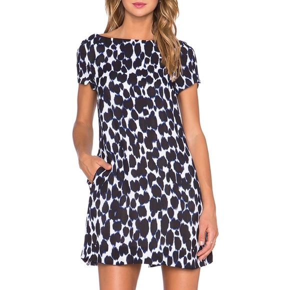 345e60cc9ab kate spade Dresses   Skirts - KATE SPADE - Leopard Print Swing Dress 6    Small