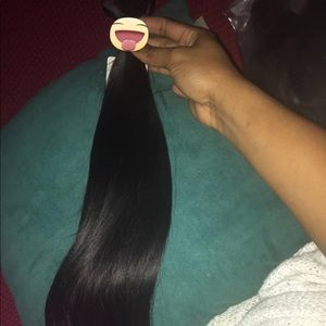 Accessories - 100 percent human hair virgin human hair