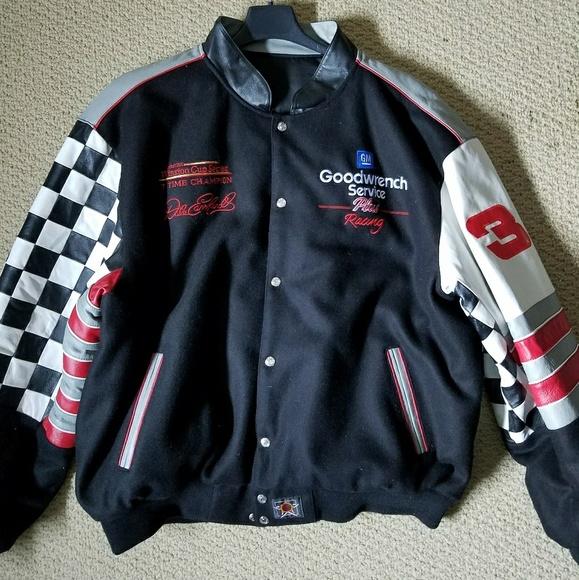 Chase Authentics Jackets Coats Race Car Jacket 3xl Poshmark
