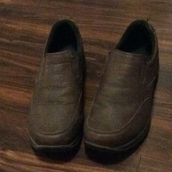 LL Bean Shoes   Mens L L Bean Slip On