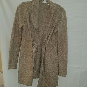 Motherhood sweater jacket, medium
