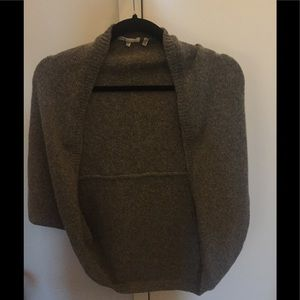 Vince Gray Cocoon Sweater
