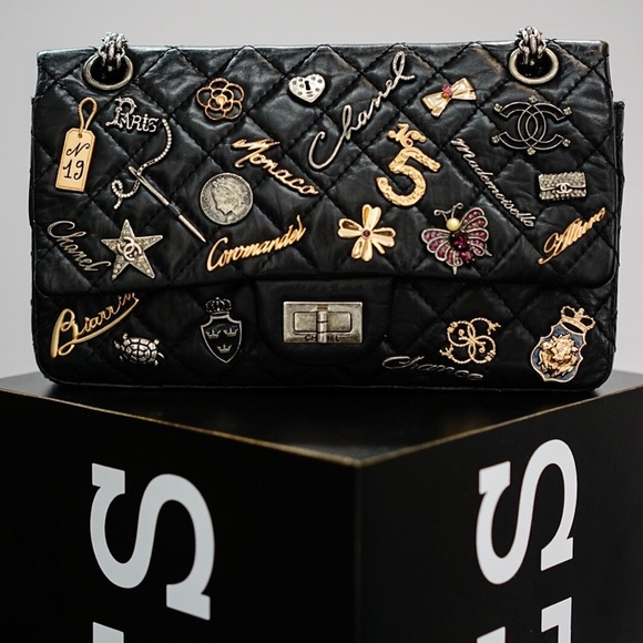 36d2b26852b6 CHANEL Bags   Lucky Charms Limited Edition Shoulder Bag   Poshmark