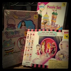 Other - Girls craft/activity bundle