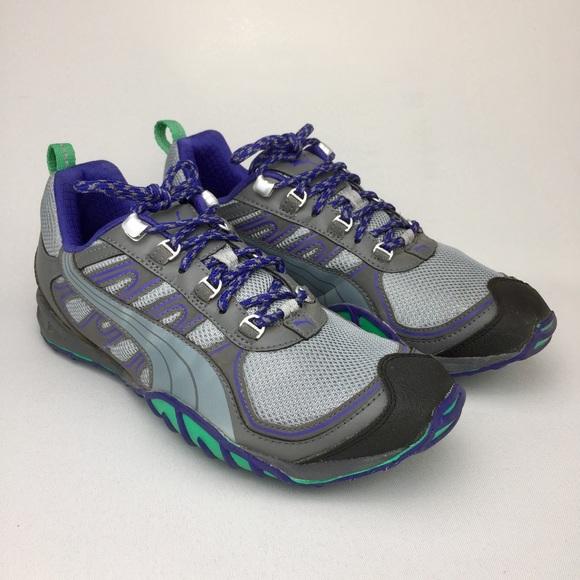 8d313fce127 PUMA Eco Ortholite Trail Running Shoes! Size 8.5. M 59b481d06a583096d401ffd7