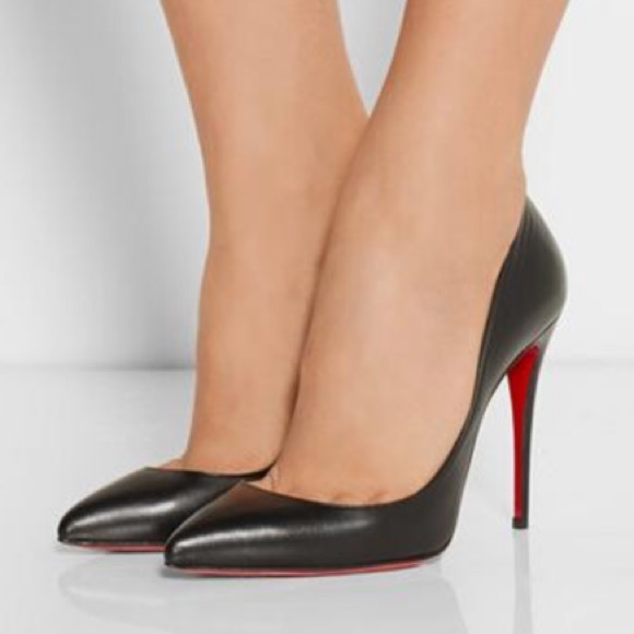 4a5822d4949 💯Authentic Christian Louboutin Pigalle Follies 38 NWT