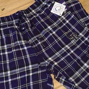 New Mens $32 Colorado Rockies Lounge Pants