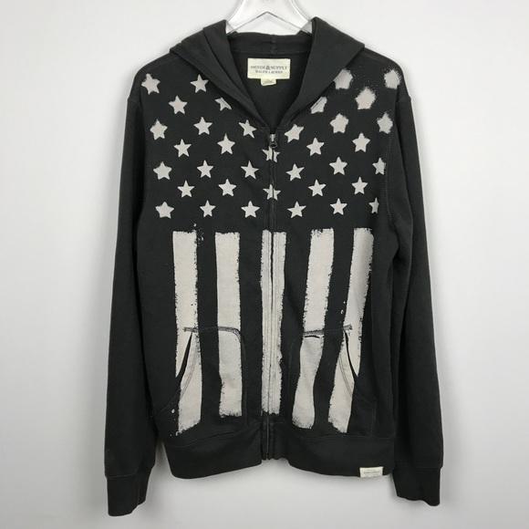 cf9ca4c527 Denim   Supply Ralph Lauren Other -  Denim   Supply  Men s American Flag  Hoodie