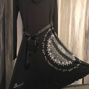 Desigual NWOT gorgeous dress XL but fit like M/L