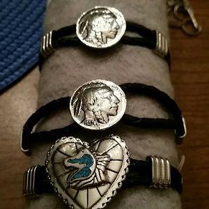 All 3 Bracelets