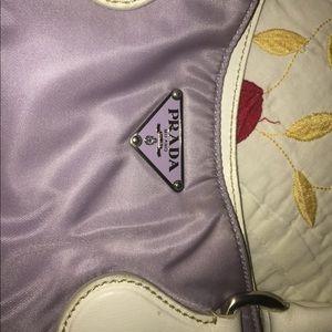Prada lavender Bag