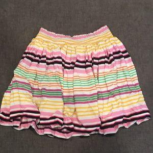 🎈 2/$20  H&M striped skirt