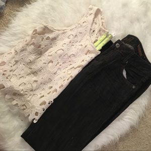 Tops - 🆕 Lace Tank