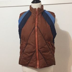 Vintage down vest