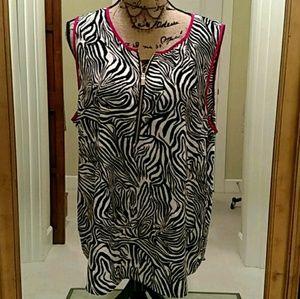 Vince Camuto Women's Blouse Size 16 / XL