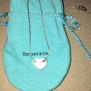 Jewelry - Tiffany &  co heart necklace