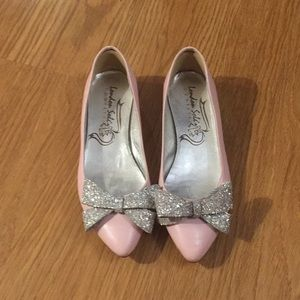 London Sole Wedding Collection Flats