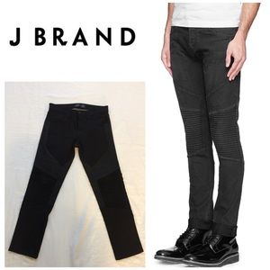 Final  Sale J Brand Bearden Moto Jeans