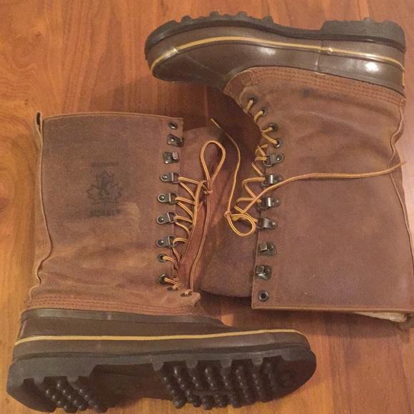 Vintage Sorel Kaufman Boots