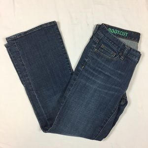 J Crew Bootcut Stretchy Jeans