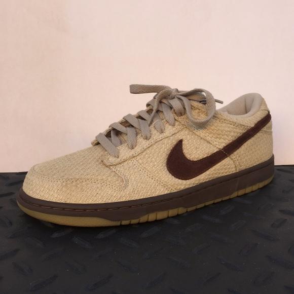 release date: 3d475 cc2a5 NIB Nike Dunk Low Premium Hemp Size 10. M 59b4c0e5f092826665031998