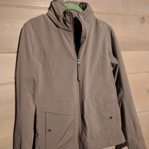 Convertible Hood Water Resistant Jacket