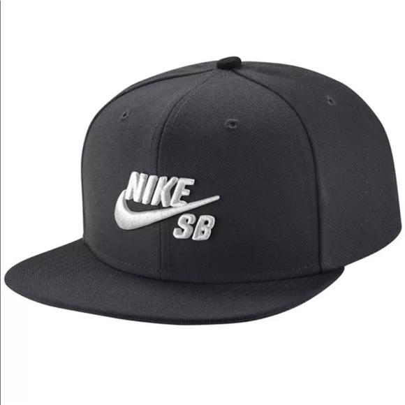 New Nike SB Icon Pro Mens Snapback Cap Hat